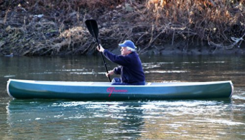 12′ 9″ Solo Canoe – FREE SHIPPING UNTIL 6/15/16 – Boat will be shipped to a  trucking depot nearest to customers address (usually within 50