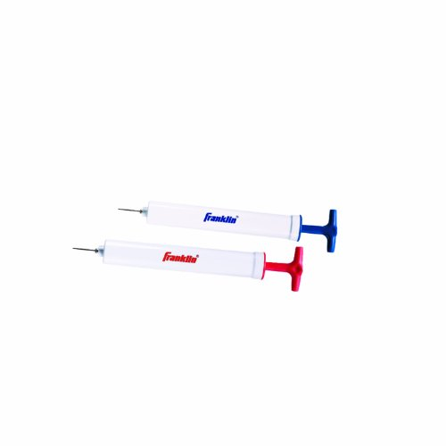 12-Inch Franklin Sports Inflating Ball Pump